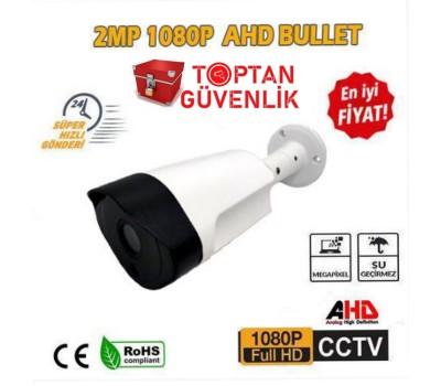 2 MP 1080P Gece Görüşlü FULL HD AHD Metal Kasa Güvenlik Kamerası ARNA-2021