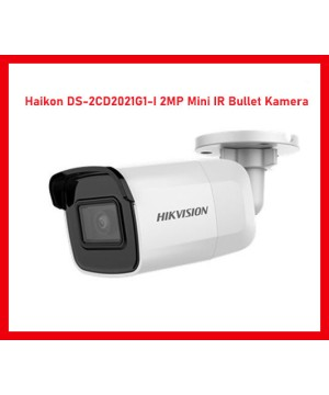 Hikvision DS-2CD2021G1-I 2MP Mini IR Bullet Kamera