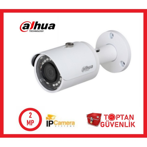 DAHUA IPC-HFW1230S-0360B-S  2MP WDR IR Mini-Bullet Network Kamera