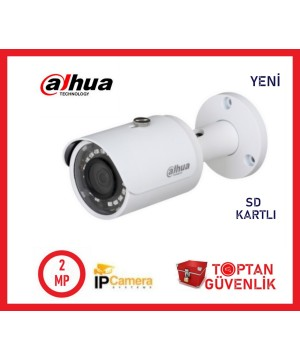 DAHUA IPC-HFW1230SP-0360B-S4  2MP WDR IR Mini-Bullet Network Kamera