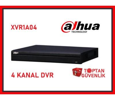 Dahua XVR1A04 4 Kanal Penta-Brid 1080P Cooper Video Kayıt Cihazı