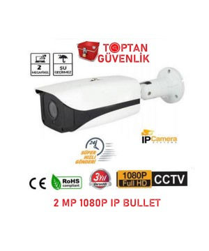 2MP 1080P Metal Kasa IP Güvenlik Kamerası ARNA-1092IP