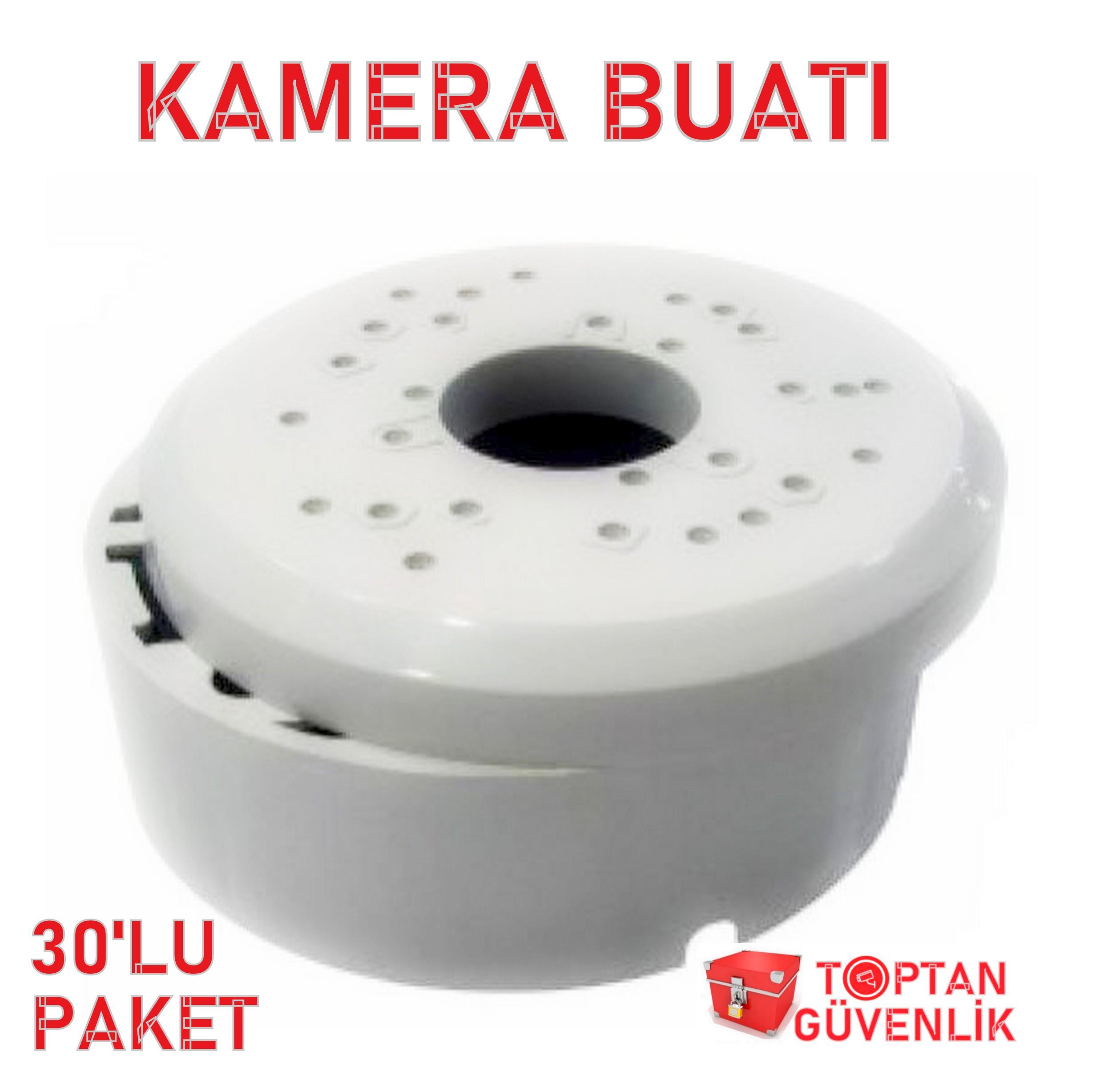 KAMERA MONTAJ BUATI 30'LU PAKET ARNA-6230 fiyatı fiyatları